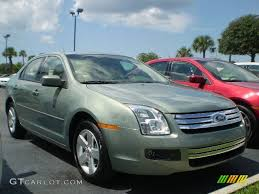 ford fusion se colors 2009 moss green metallic ford fusion se 392572 gtcarlot com