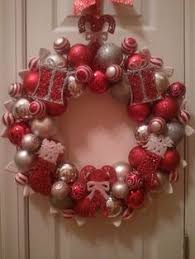 all ornament wreath from my from pins to projects