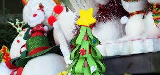 paper craft christmas tree community learning