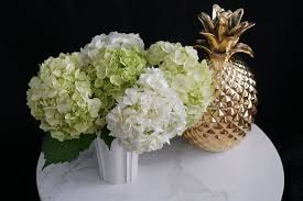 hydrangea arrangements lasting hydrangea arrangements flair balanced