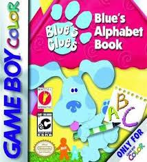 blue u0027s clues blue u0027s alphabet book game giant bomb