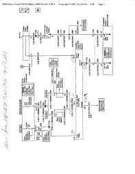 2001 chevy blazer wiring diagram in pwrlks relay gif wiring diagram