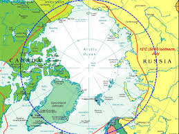 New Climate Zones For Russia by Russia Is Militarizing The Arctic Business Insider