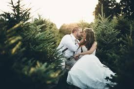 allie u0026 shawn allen hill tree farm wedding artistic imagery by