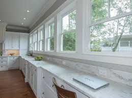 Black And White Kitchen Transitional Kitchen by Kitchen Window Treatment Valances Hgtv Pictures U0026 Ideas Hgtv