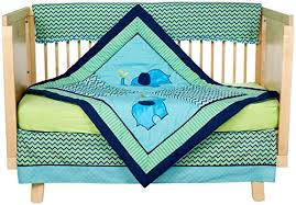 Zig Zag Crib Bedding Set Elephant Crib Bedding 2018 Crib Bedding With Quality Cost