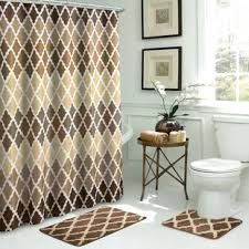 Bathroom Rug And Shower Curtain Sets Bath Rug Sets You Ll Wayfair