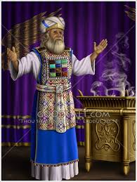 high priest garments priest
