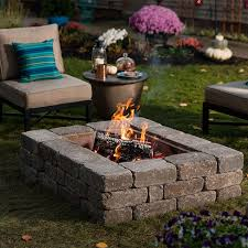 lowes wood burning fire pits how to build a custom fire pit
