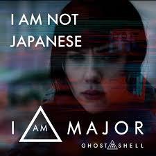 Meme Poster Maker - ghost in the shell meme maker backfires as fans mock scarlett