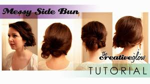 pictures on side bun with braid hairstyles cute hairstyles for