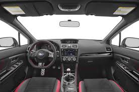 subaru wrx interior 2018 new 2018 subaru wrx sti price photos reviews safety ratings