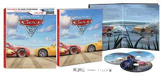 Cars Release Cars 3 U0027 Blu Ray To Be Released November 7 Pixar Post