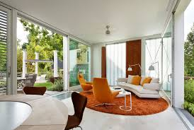 rugged fabulous round area rugs gray rug and orange rug living