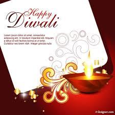 diwali cards 4 designer beautifully diwali card 06 vector material
