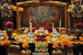 dia de los muertos in central america all saints day the real