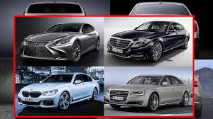lexus vs bmw youtube 2018 lexus ls vs mercedes s class vs bmw 7 series vs audi a8
