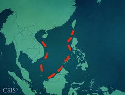 South China Sea Map The Hague Just Threw Out Beijing U0027s U0027nine Dash Line U0027 In The South
