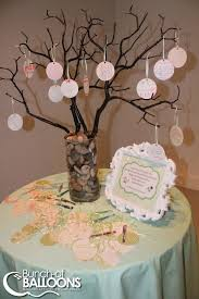 best 25 baby shower tree ideas on baby shower table