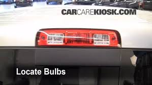 2015 dodge ram 1500 tail light bulb replacement third brake light bulb change ram 1500 2011 2017 2011 ram 1500