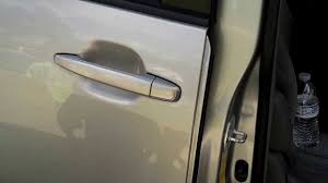 2006 toyota sienna rear passenger power sliding door not working