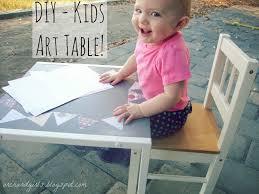 orchard girls 4 00 kid u0027s art table
