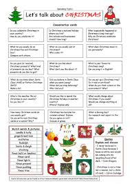 807 free esl christmas worksheets