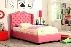 Upholstered Bed Frame Full Bedroom Licious Young Parisian Full Size Upholstered Bed Pink