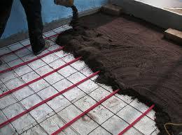Basement Flooring Tiles With A Built In Vapor Barrier Cheap And Easy Brick Floors 7 Steps