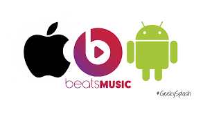 android to apple apple s beats service to be available for android geekysplash