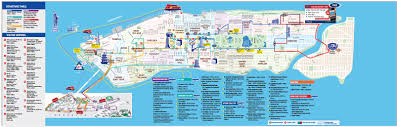 tourist map of new york 15 toprated tourist attractions in new york city planetware for
