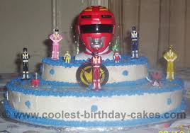 power rangers birthday cake 30 awesome power rangers cakes for a birthday party