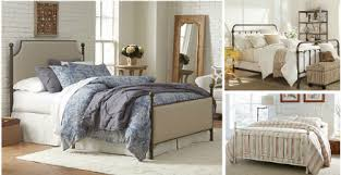 Iron Frame Beds Fixer Style Iron Bed Frames Starting At 117 99 Regularly