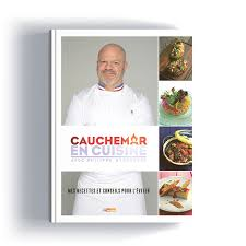 cauchemar en cuisine en livre cauchermar en cuisine philippe etchebest