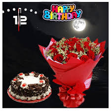 birthday delivery ideas buy roses n cake birthday gifts midnight delivery