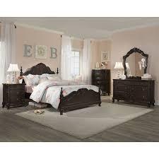 cinderella bedroom set cherry homelegance furniturepick