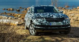 skoda karoq confirmed as new midsized suv will replace yeti