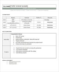 Hr Resume Sample by 30 Fresher Resume Templates Download Free U0026 Premium Templates