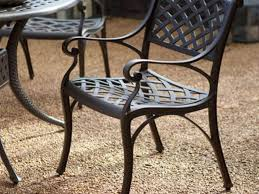 Vintage Woodard Wrought Iron Patio Furniture - patio 38 wrought iron garden table wrought iron patio
