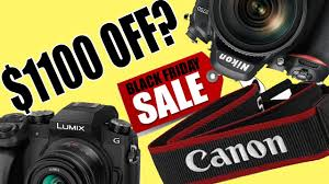 black friday deals on cameras black friday 2016 top 10 best dslr and mirrorless camera deals