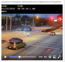 what is considered running a red light video not one but two drivers run red lights in boynton beach