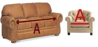 how to measure sofa for slipcover how to measure your sofa for a custom made slipcover apartment