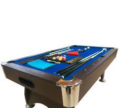 average weight of a pool table pool table 8 feet vintage blue simbashoppingusa