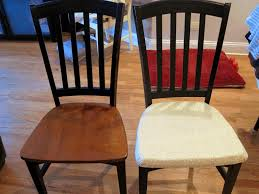 reupholster a dining room chair brown solid wood dining chair base