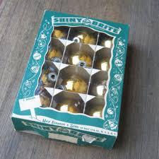 shop vintage shiny brite glass ornaments on wanelo