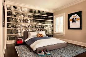 bedroom cool really fun sports themed bedroom ideas home