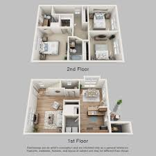 renaissance homes floor plans the residences at renaissance s l nusbaum realty co