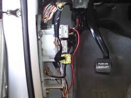nissan titan ignition switch installing le leather seats in non power se wiring questions