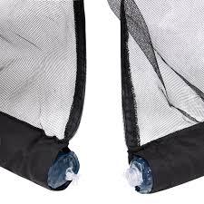 Patio Umbrella Net Walmart by Best Choice Products Outdoor 9 Foot Patio Umbrella Screen Black