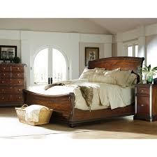 stanley continental sleigh bed hayneedle